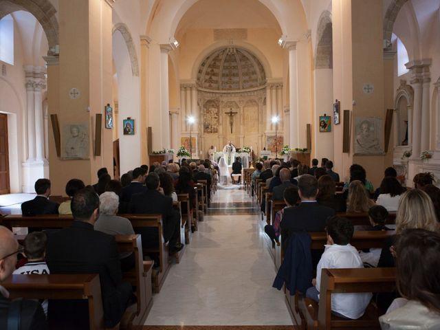 Il matrimonio di Antonio e Valentina a Morciano di Leuca, Lecce 1