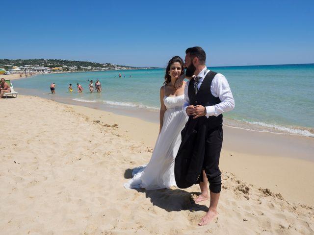 Il matrimonio di Antonio e Valentina a Morciano di Leuca, Lecce 25