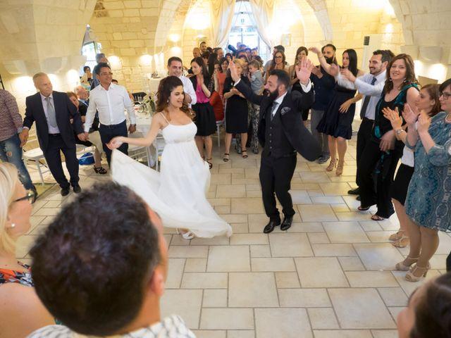 Il matrimonio di Antonio e Valentina a Morciano di Leuca, Lecce 28