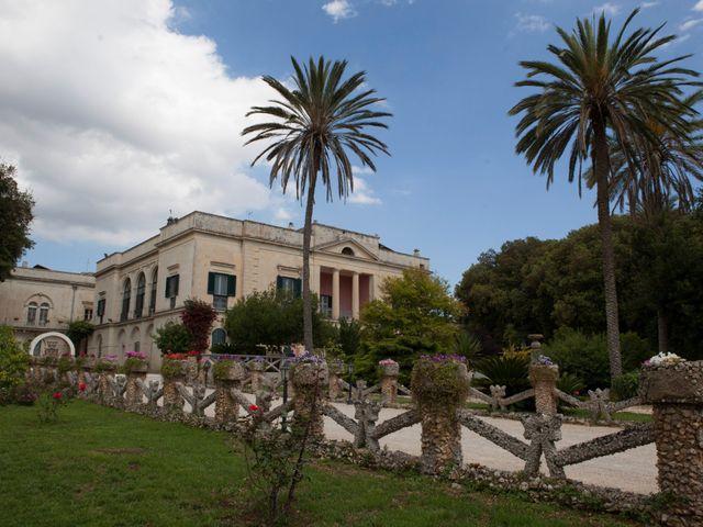 Il matrimonio di Antonio e Valentina a Morciano di Leuca, Lecce 2
