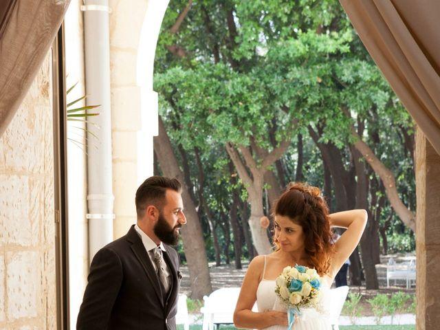 Il matrimonio di Antonio e Valentina a Morciano di Leuca, Lecce 29