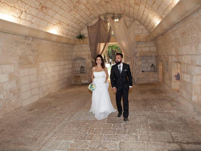 Il matrimonio di Antonio e Valentina a Morciano di Leuca, Lecce 30