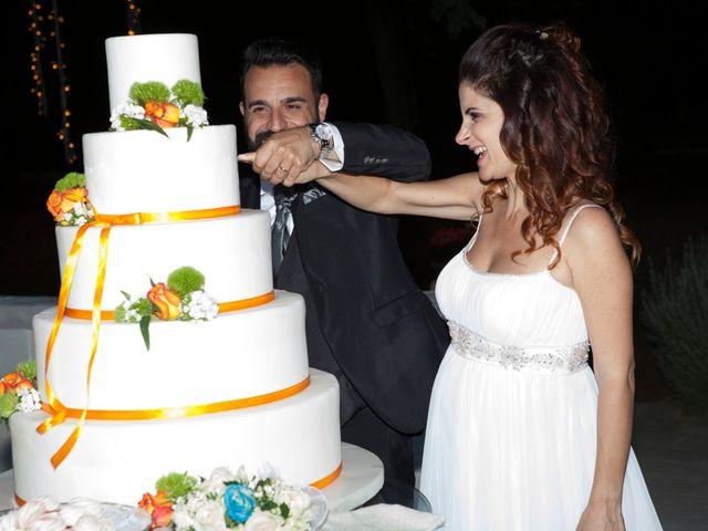 Il matrimonio di Antonio e Valentina a Morciano di Leuca, Lecce 35