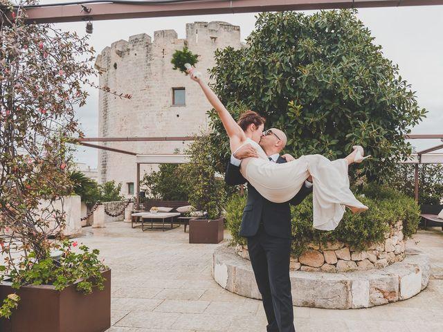 Le nozze di Federica e Mani