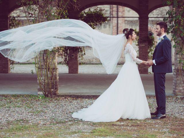 Il matrimonio di Davide e Mariachiara a Cremona, Cremona 19