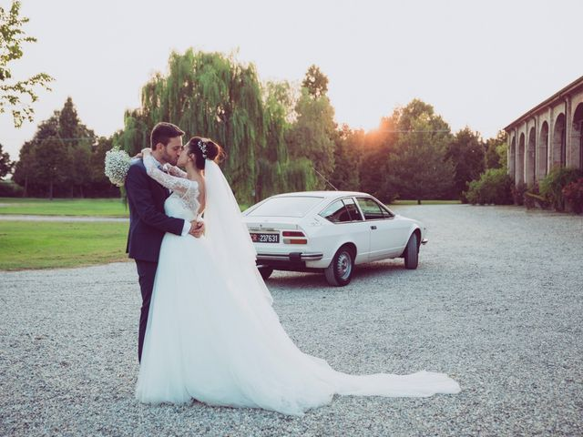 Il matrimonio di Davide e Mariachiara a Cremona, Cremona 21