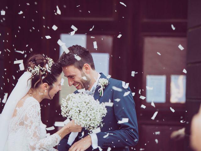 Il matrimonio di Davide e Mariachiara a Cremona, Cremona 37