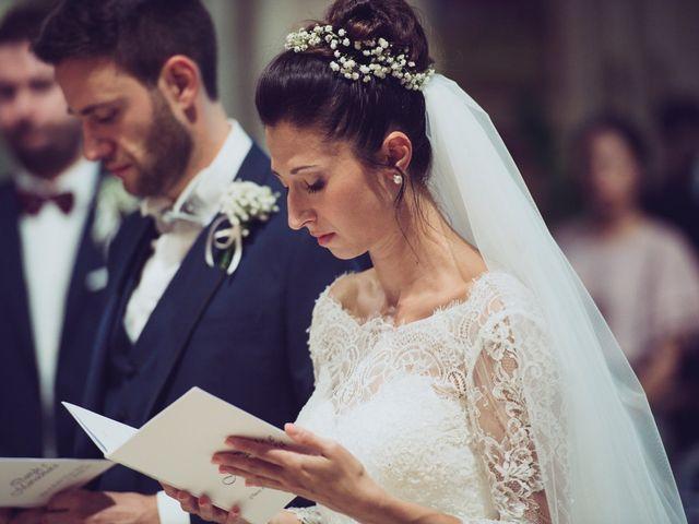 Il matrimonio di Davide e Mariachiara a Cremona, Cremona 50