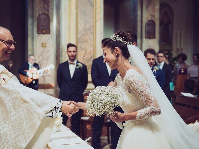 Il matrimonio di Davide e Mariachiara a Cremona, Cremona 51