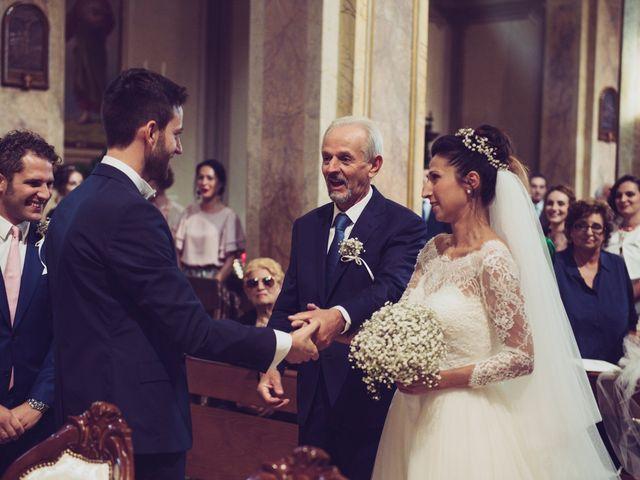 Il matrimonio di Davide e Mariachiara a Cremona, Cremona 52