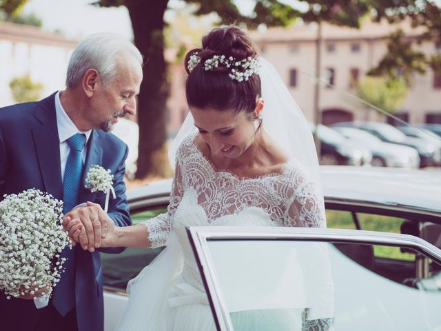 Il matrimonio di Davide e Mariachiara a Cremona, Cremona 55
