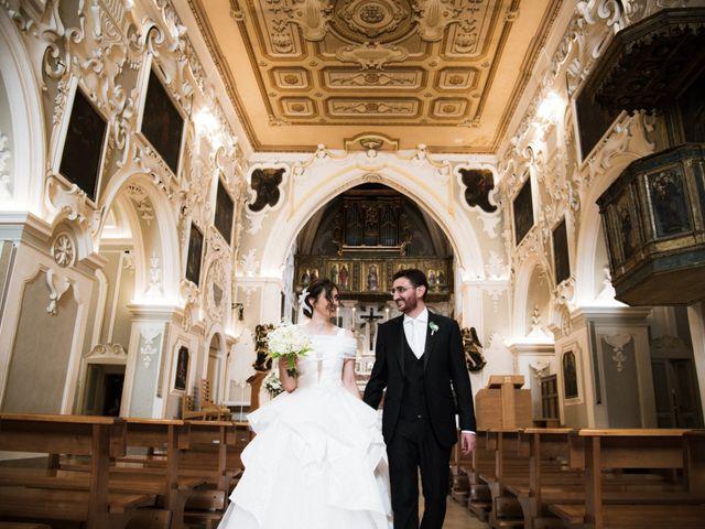 Il matrimonio di Manilo e Angela a Matera, Matera 18
