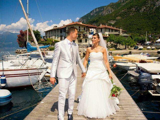 Il matrimonio di Carmine e Alice a Mandello del Lario, Lecco 27
