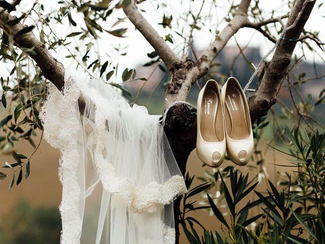 Il matrimonio di Francesco e Alessandra a Siena, Siena 10
