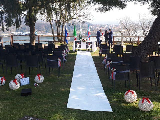 Il matrimonio di Francesco e Cinzia a Arona, Novara 1