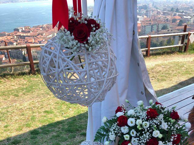 Il matrimonio di Francesco e Cinzia a Arona, Novara 9
