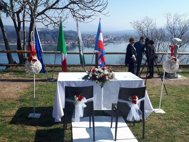 Il matrimonio di Francesco e Cinzia a Arona, Novara 2