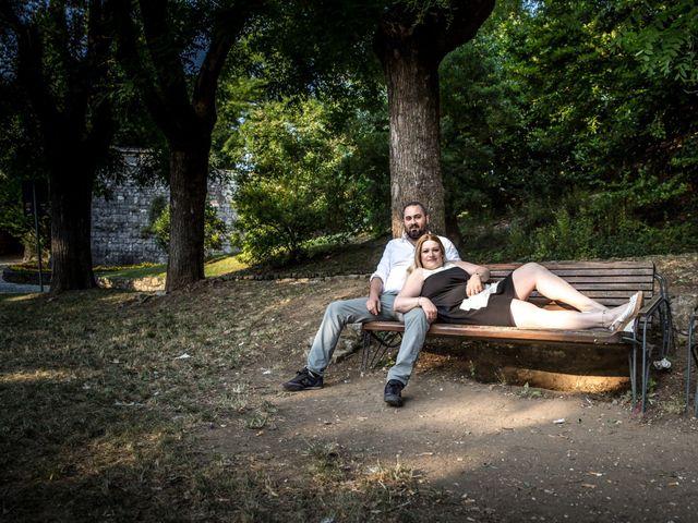 Il matrimonio di Nicola e Annalisa a Cazzago San Martino, Brescia 2