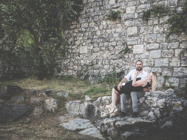 Il matrimonio di Nicola e Annalisa a Cazzago San Martino, Brescia 17
