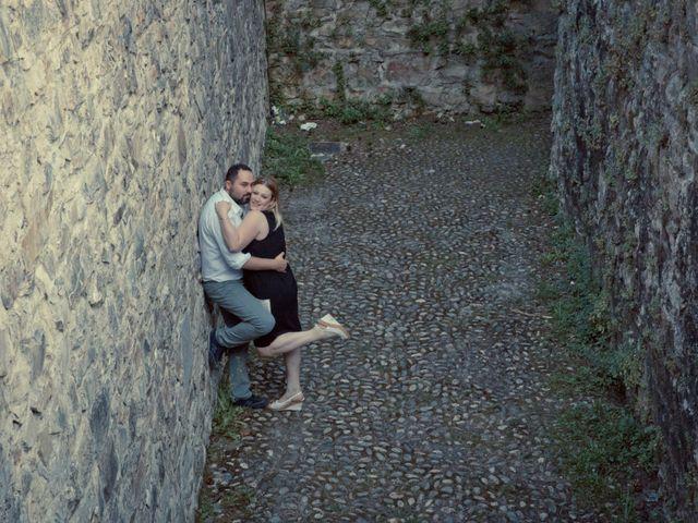 Il matrimonio di Nicola e Annalisa a Cazzago San Martino, Brescia 21