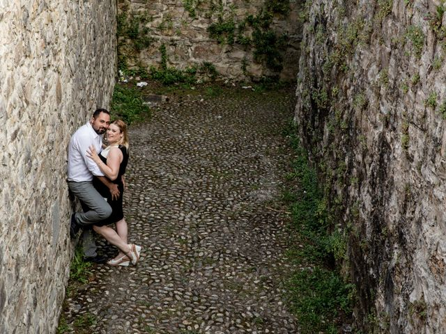 Il matrimonio di Nicola e Annalisa a Cazzago San Martino, Brescia 22