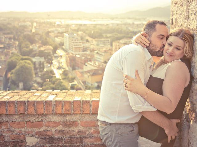 Il matrimonio di Nicola e Annalisa a Cazzago San Martino, Brescia 27