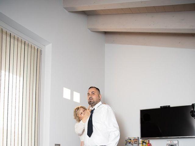 Il matrimonio di Nicola e Annalisa a Cazzago San Martino, Brescia 43