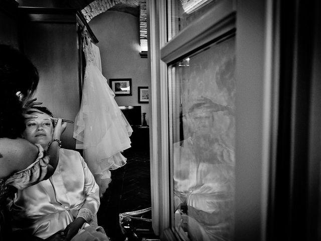 Il matrimonio di Nicola e Annalisa a Cazzago San Martino, Brescia 62