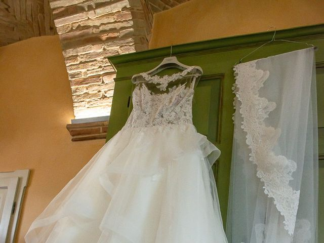 Il matrimonio di Nicola e Annalisa a Cazzago San Martino, Brescia 69