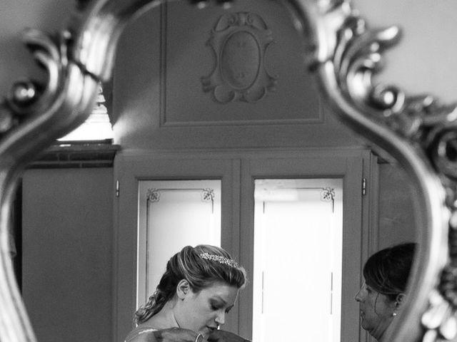 Il matrimonio di Nicola e Annalisa a Cazzago San Martino, Brescia 71