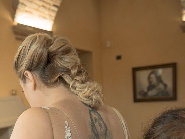 Il matrimonio di Nicola e Annalisa a Cazzago San Martino, Brescia 73