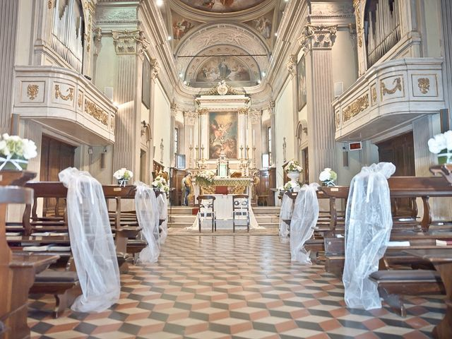Il matrimonio di Nicola e Annalisa a Cazzago San Martino, Brescia 78