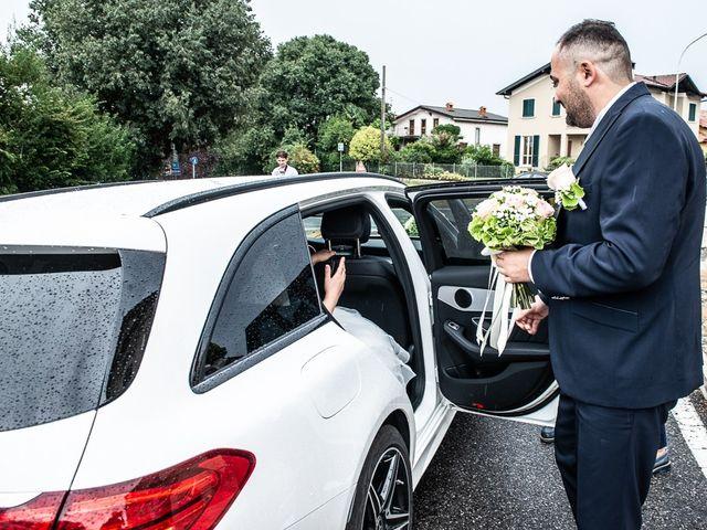 Il matrimonio di Nicola e Annalisa a Cazzago San Martino, Brescia 85