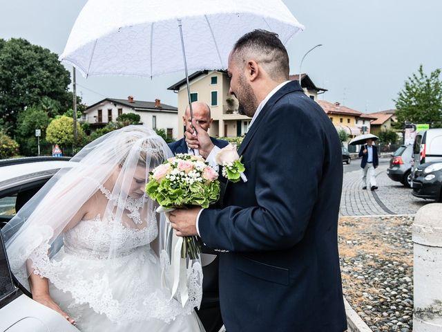 Il matrimonio di Nicola e Annalisa a Cazzago San Martino, Brescia 86