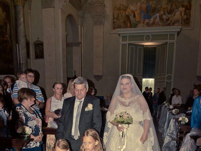 Il matrimonio di Nicola e Annalisa a Cazzago San Martino, Brescia 88