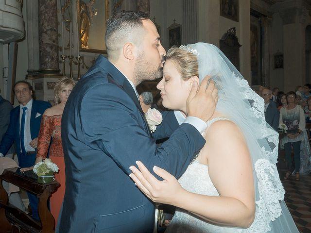 Il matrimonio di Nicola e Annalisa a Cazzago San Martino, Brescia 89