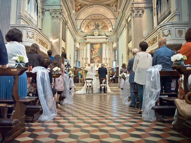Il matrimonio di Nicola e Annalisa a Cazzago San Martino, Brescia 90