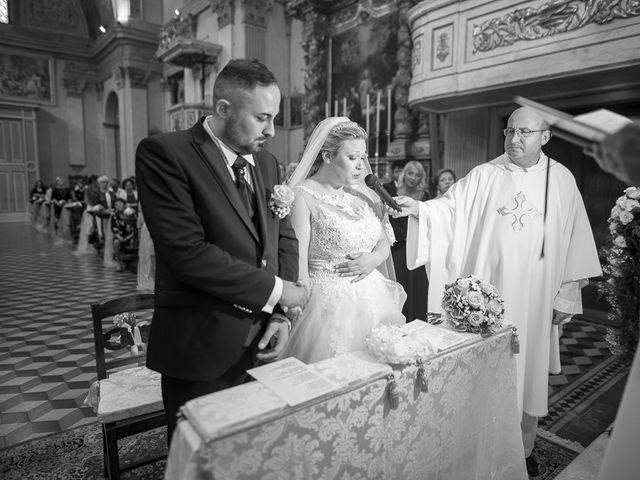 Il matrimonio di Nicola e Annalisa a Cazzago San Martino, Brescia 94