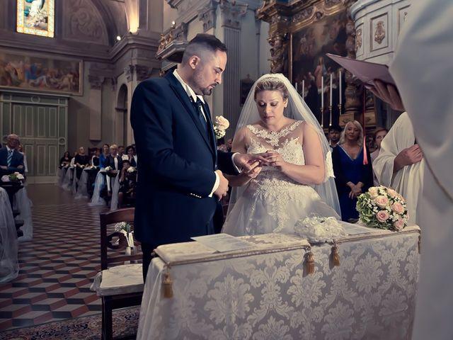 Il matrimonio di Nicola e Annalisa a Cazzago San Martino, Brescia 97