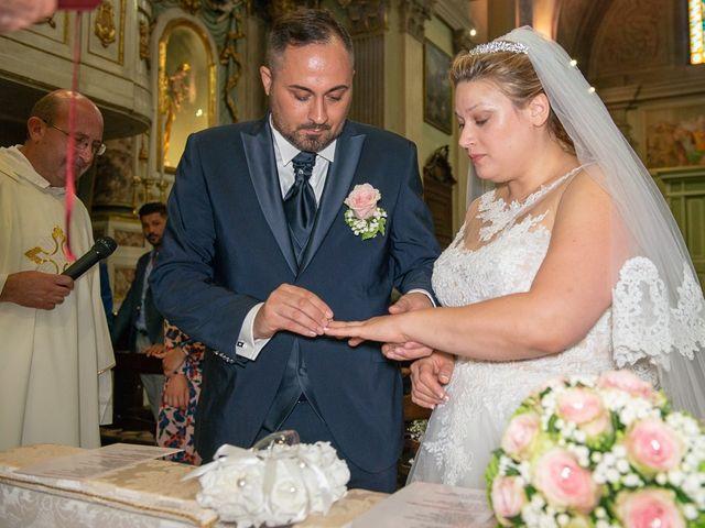 Il matrimonio di Nicola e Annalisa a Cazzago San Martino, Brescia 100