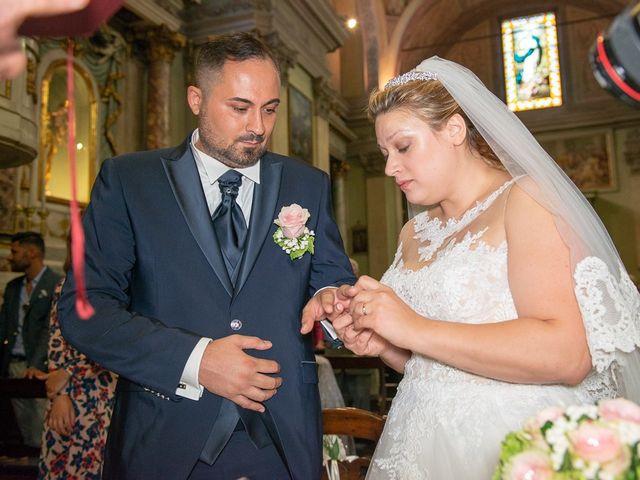 Il matrimonio di Nicola e Annalisa a Cazzago San Martino, Brescia 101