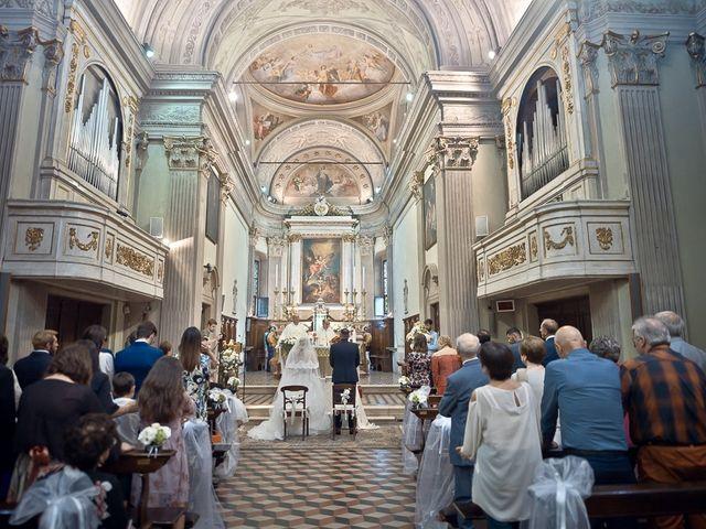 Il matrimonio di Nicola e Annalisa a Cazzago San Martino, Brescia 102