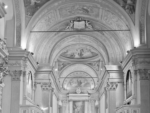 Il matrimonio di Nicola e Annalisa a Cazzago San Martino, Brescia 106