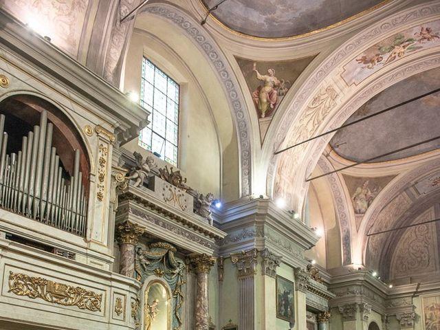 Il matrimonio di Nicola e Annalisa a Cazzago San Martino, Brescia 107