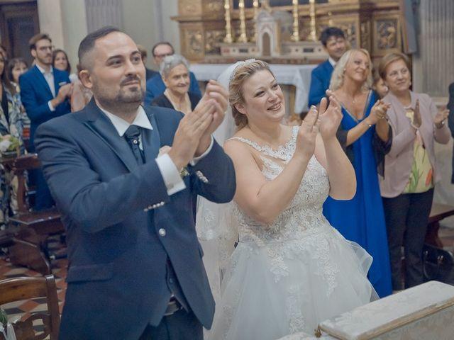 Il matrimonio di Nicola e Annalisa a Cazzago San Martino, Brescia 109