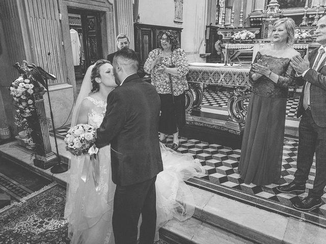 Il matrimonio di Nicola e Annalisa a Cazzago San Martino, Brescia 119