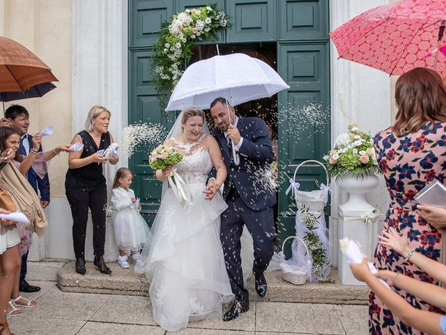 Il matrimonio di Nicola e Annalisa a Cazzago San Martino, Brescia 122