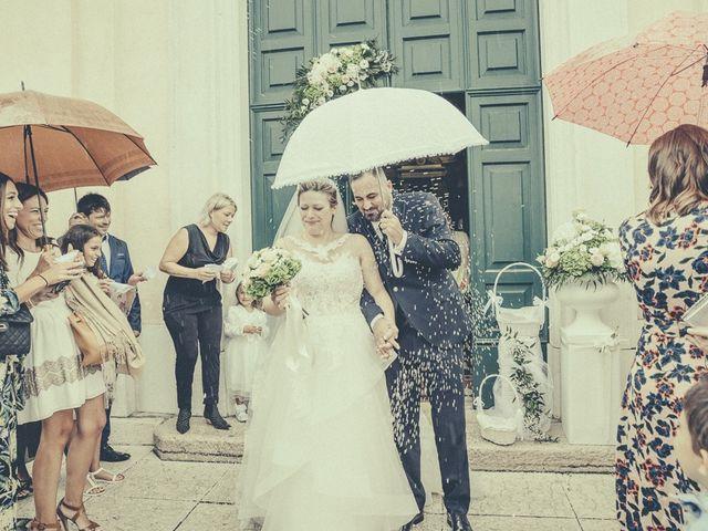 Il matrimonio di Nicola e Annalisa a Cazzago San Martino, Brescia 123