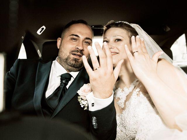 Il matrimonio di Nicola e Annalisa a Cazzago San Martino, Brescia 129