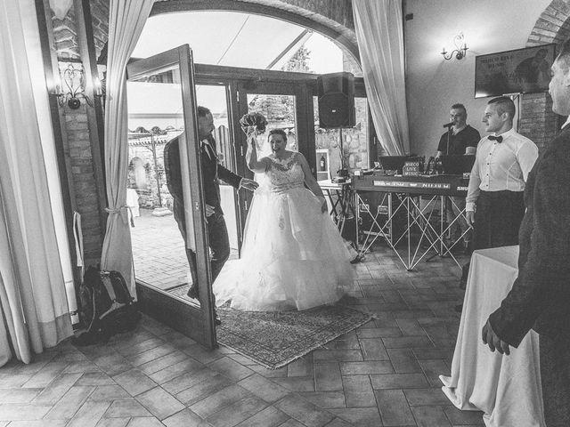 Il matrimonio di Nicola e Annalisa a Cazzago San Martino, Brescia 138